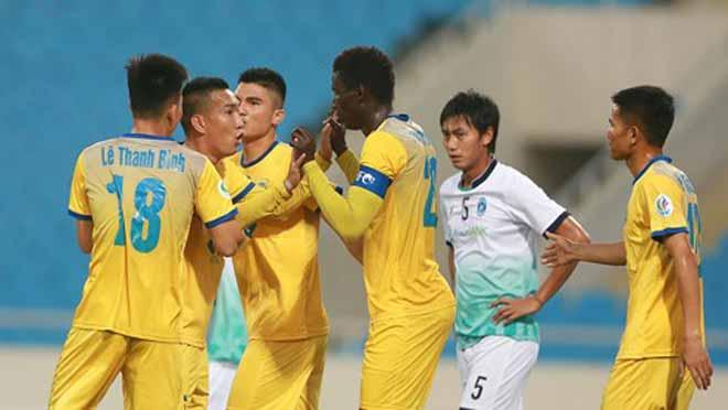 Thanh Hóa vs Yangon United: vòng bảng AFC Cup