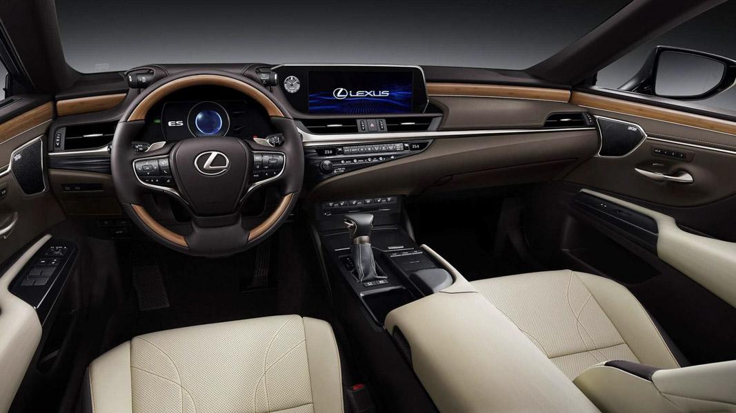 Ra mắt Lexus ES 2019: Đối thủ của E-Class và BMW 5-Series - 5