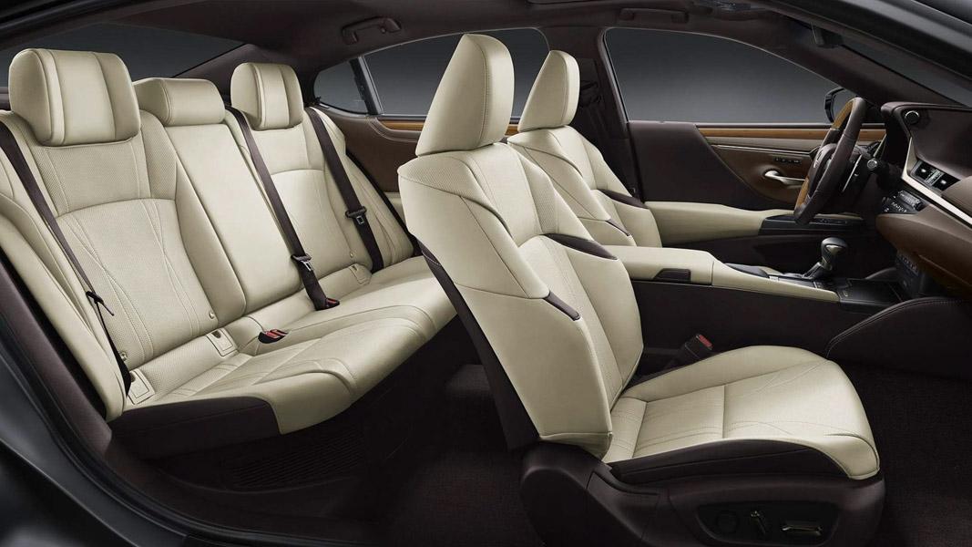Ra mắt Lexus ES 2019: Đối thủ của E-Class và BMW 5-Series - 6