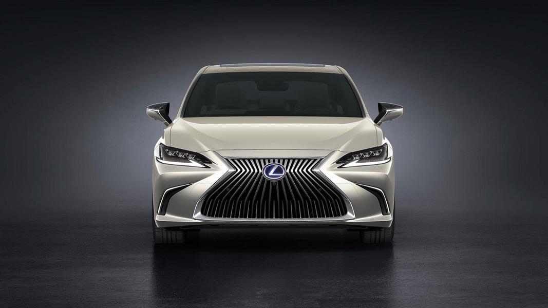 Ra mắt Lexus ES 2019: Đối thủ của E-Class và BMW 5-Series - 10