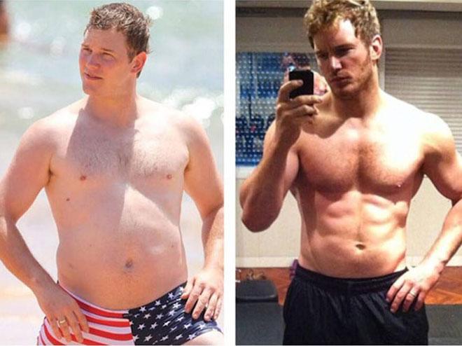Người hùng Avengers: Từ gã trai bụng phệ đến cơ bắp cuồn cuộn - 1