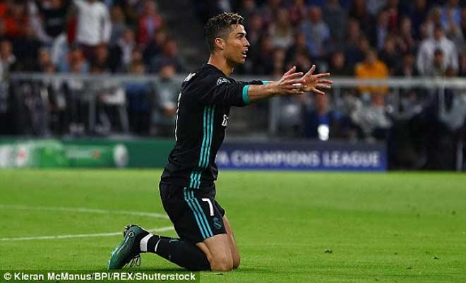 """Real - Ronaldo dập tắt """"chảo lửa"""" Bayern: """"Hùm xám"""" mất nanh - 4"""