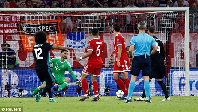 """Real - Ronaldo dập tắt """"chảo lửa"""" Bayern: """"Hùm xám"""" mất nanh - 7"""