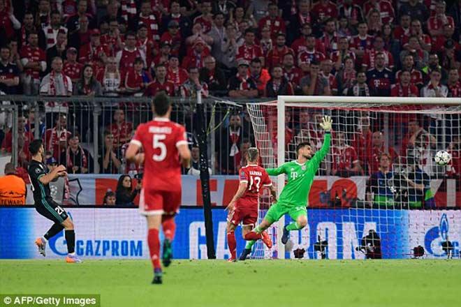 """Real - Ronaldo dập tắt """"chảo lửa"""" Bayern: """"Hùm xám"""" mất nanh - 9"""