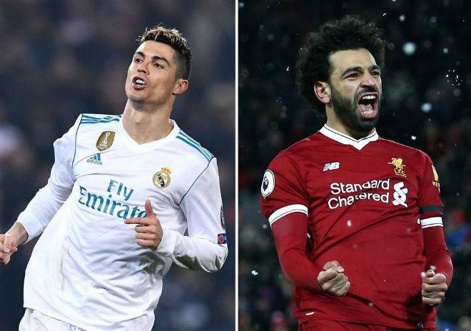 Tiêu điểm bán kết cúp C1: Salah gầm thét dọa Ronaldo, Real vẫn vô đối - 1