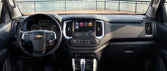 """So sánh Chevrolet Trailblazer 2018 và Fortuner 2017: Cuộc lật đổ """"ngai vàng"""" - 8"""