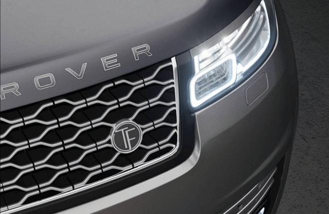 """SUV siêu sang Range Rover hoá thân thành """"bán tải sáu bánh"""" - 7"""