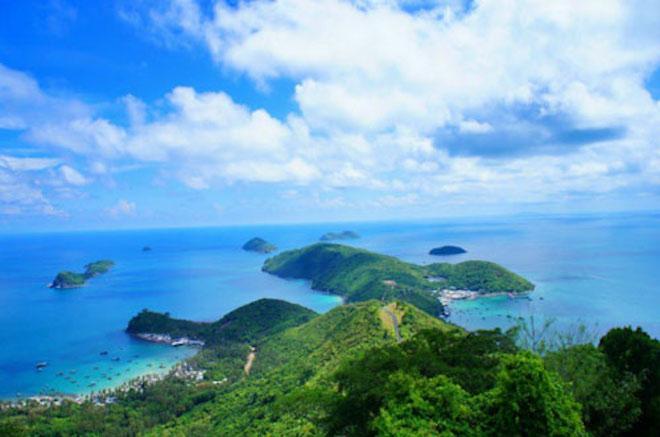 Kiên Giang, thiên đường của những hòn đảo đẹp như tranh vẽ - 1