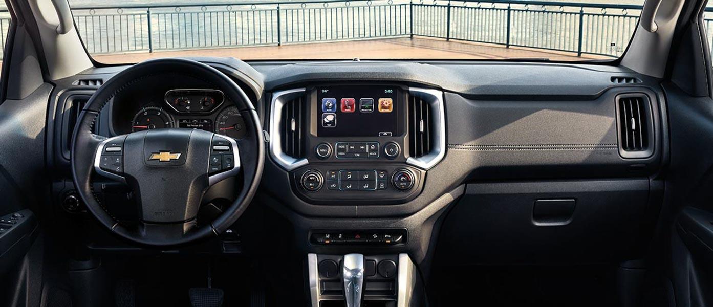 Chevrolet Trailblazer có giá bán từ 859 triệu đồng - 6