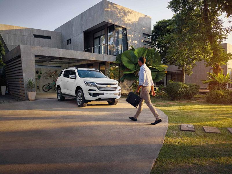 Chevrolet Trailblazer có giá bán từ 859 triệu đồng - 7