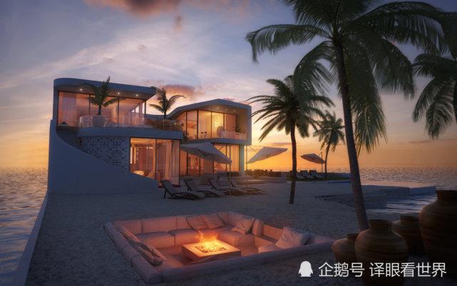 Dubai chuẩn bị xây siêu biệt thự nổi trên biển, giá 626 tỷ/căn - 4