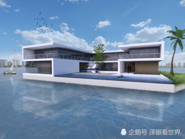 Dubai chuẩn bị xây siêu biệt thự nổi trên biển, giá 626 tỷ/căn - 6