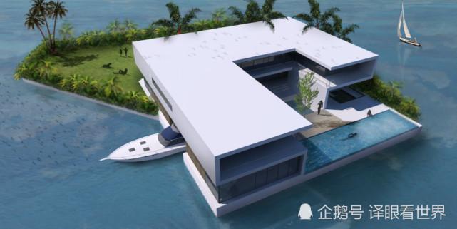 Dubai chuẩn bị xây siêu biệt thự nổi trên biển, giá 626 tỷ/căn - 7