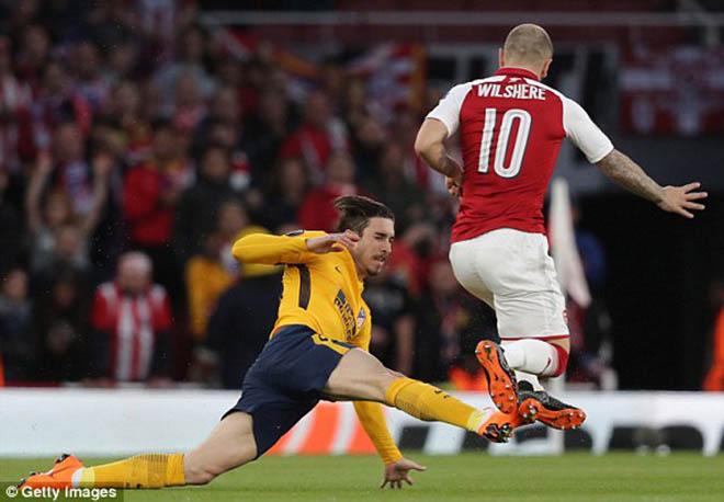 Arsenal - Atletico Madrid: Thẻ đỏ oan nghiệt, siêu sao đua tài - 1