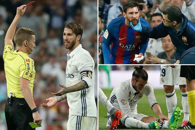 """Trọng tài ám hại Barca bắt """"Siêu kinh điển"""" lượt về, Real khát khao rửa hận"""
