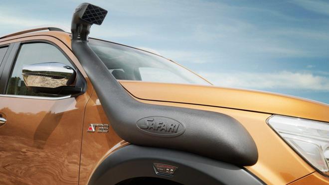 Nissan Navara ra mắt phiên bản off-road AT32 - 6