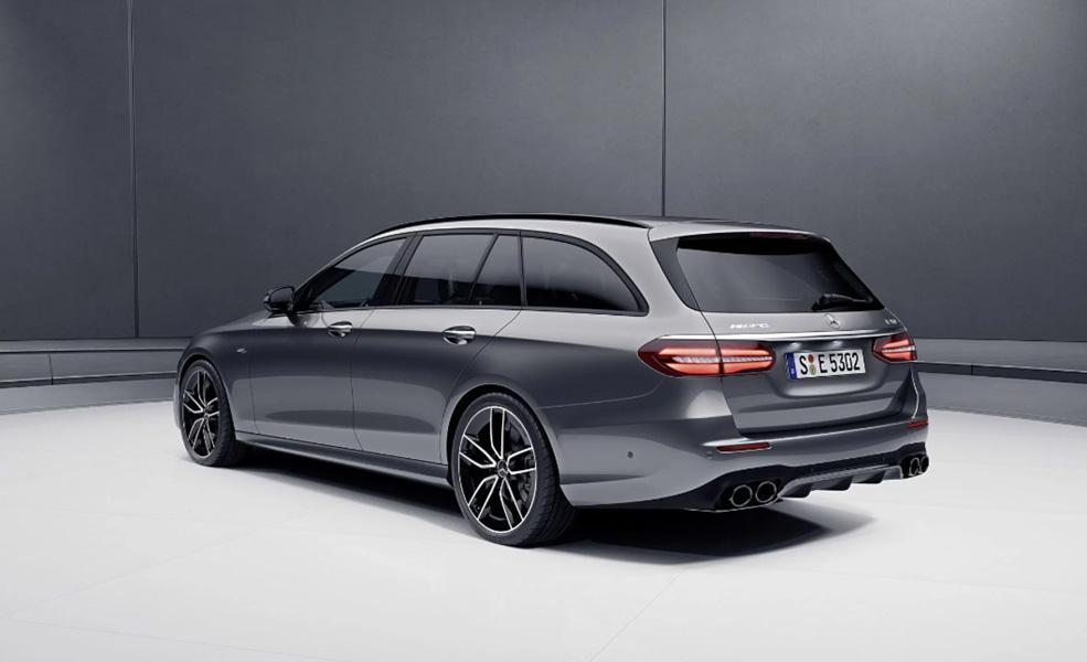 Mercedes-Benz trình làng E53 4Matic+ phiên bản sedan và wagon - 7