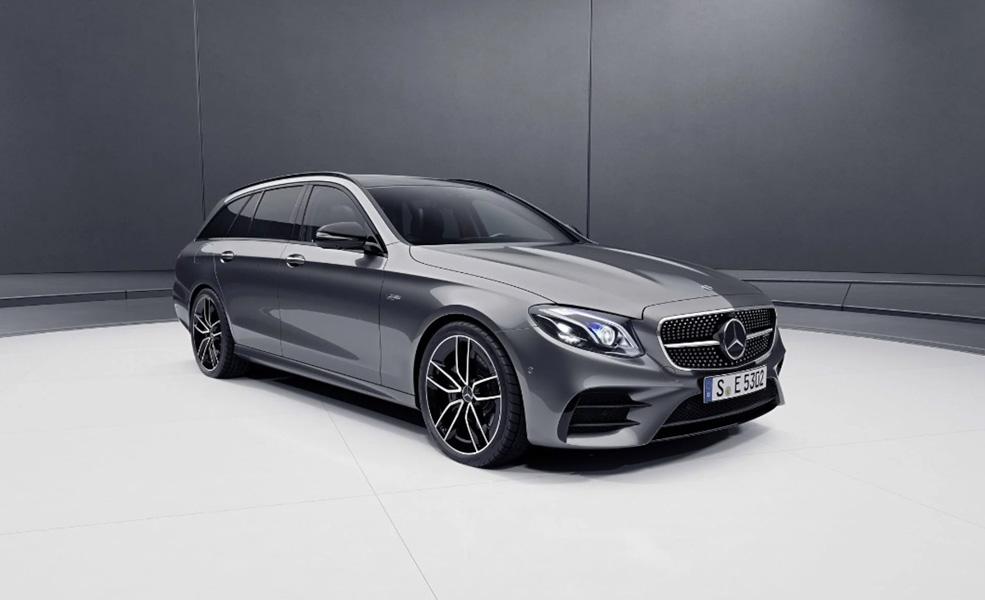 Mercedes-Benz trình làng E53 4Matic+ phiên bản sedan và wagon - 3