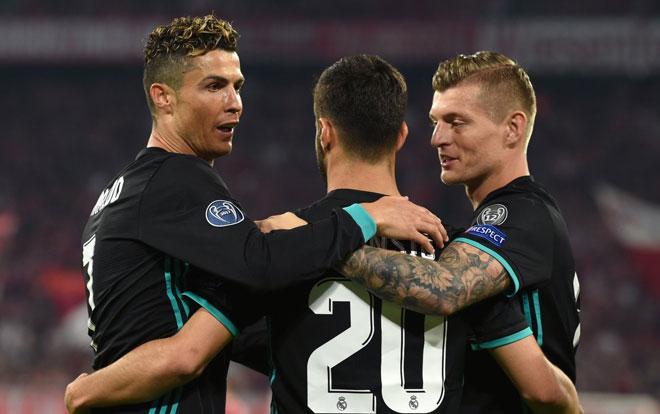 """Lượt về bán kết cúp C1: Ronaldo săn """"Hùm xám"""", Liverpool sợ giống Barca - 1"""