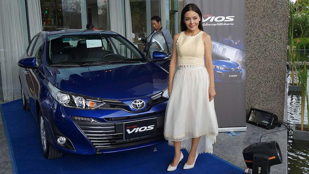 Toyota Vios mới bất ngờ xuất hiện trên đường phố tại Việt Nam - 6