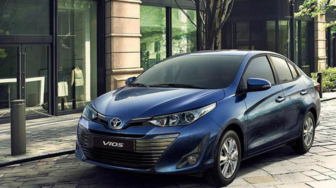 Toyota Vios mới bất ngờ xuất hiện trên đường phố tại Việt Nam - 5