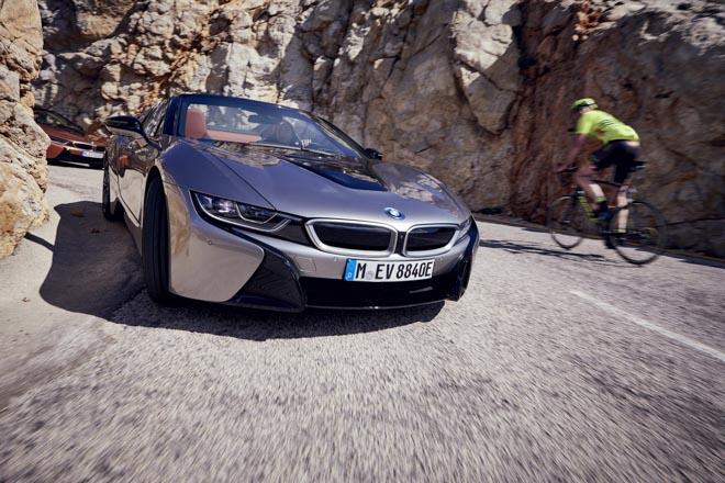 Chiêm ngưỡng xe điện mui trần 3,6 tỷ đồng của nhà BMW - 7
