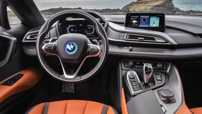 Chiêm ngưỡng xe điện mui trần 3,6 tỷ đồng của nhà BMW - 9