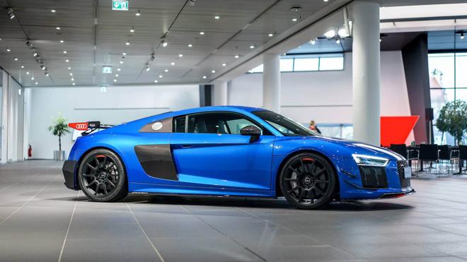 Bảng giá xe ôtô Audi Việt Nam cập nhật tháng 5/2018 - 1