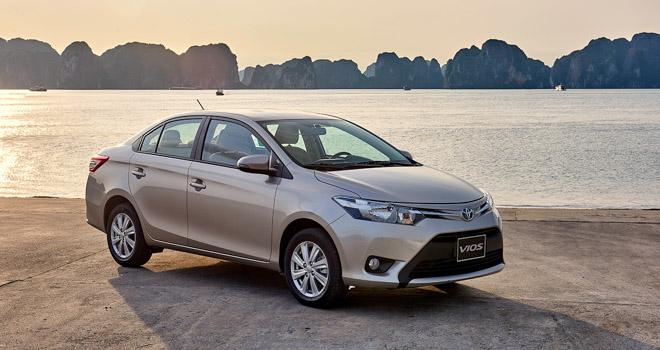 Bảng giá xe ôtô Toyota Việt Nam cập nhật tháng 5/2018 - 1