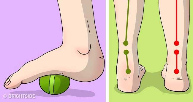 6 bài tập đơn giản giúp giảm cơn đau chân, hông và đầu gối hiệu quả - 6