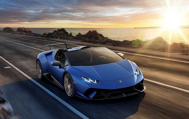 Lamborghini Huracan bản mui trần ra mắt, giá gần 7 tỷ đồng - 6