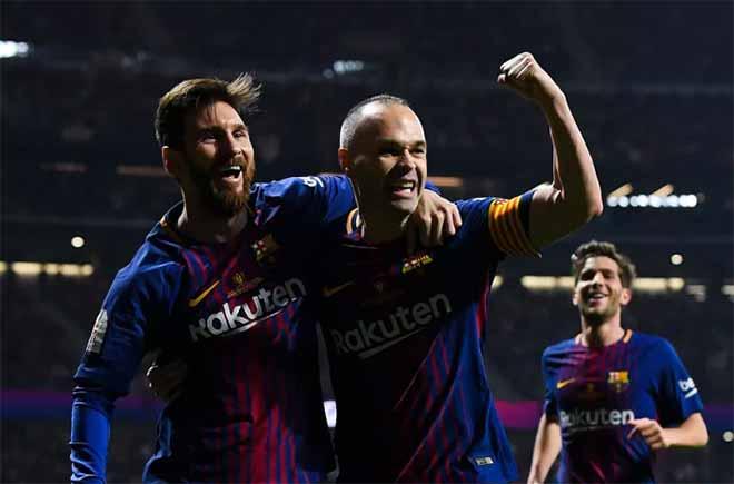 Barcelona – Real Madrid: Vua Liga nhắm bất bại, Vua châu Âu sẽ ngáng đường? - 2