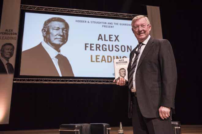 Sir Alex Ferguson thời nghỉ hưu: Vĩ đại không kém khi dẫn dắt MU - 1