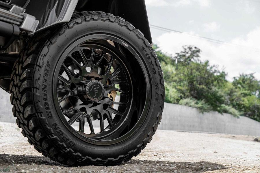 Mercedes-Benz G500 4 × 4² thêm chất chơi off-road hơn từ hãng độ Creative Designs - 2