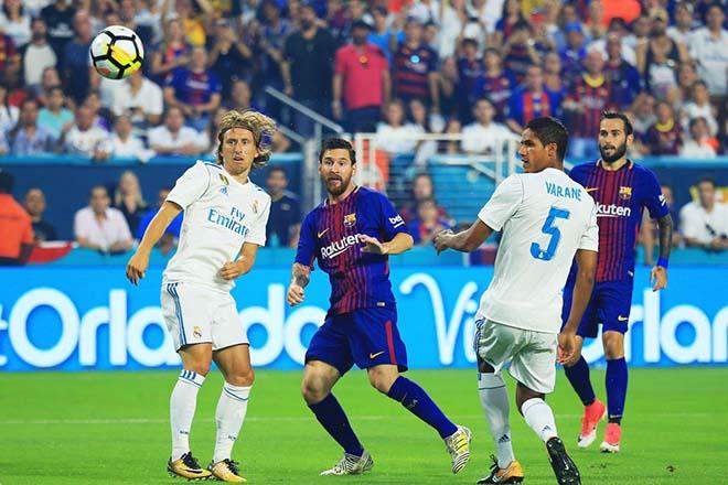 Barcelona - Real Madrid: Thẻ đỏ, siêu phẩm & bản lĩnh siêu sao - 1