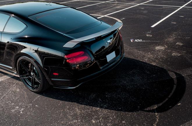 Siêu xe nhà Bentley được lên đời bộ mâm hàng hiệu 3000 USD - 7