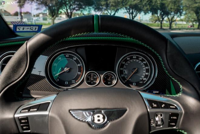 Siêu xe nhà Bentley được lên đời bộ mâm hàng hiệu 3000 USD - 8