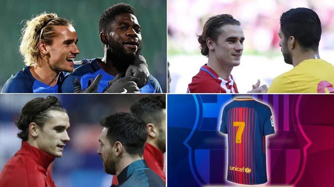Real - Barca đua vũ trang: Neymar & Griezmann thay Ronaldo - Messi tranh QBV - 3