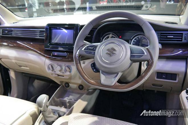 MPV 7 chỗ Suzuki Ertiga chốt giá từ 310 triệu đồng: Quyết đấu Innova - 3