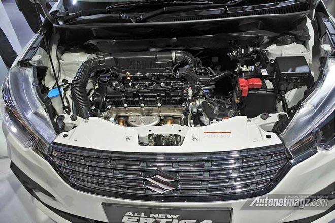 MPV 7 chỗ Suzuki Ertiga chốt giá từ 310 triệu đồng: Quyết đấu Innova - 6
