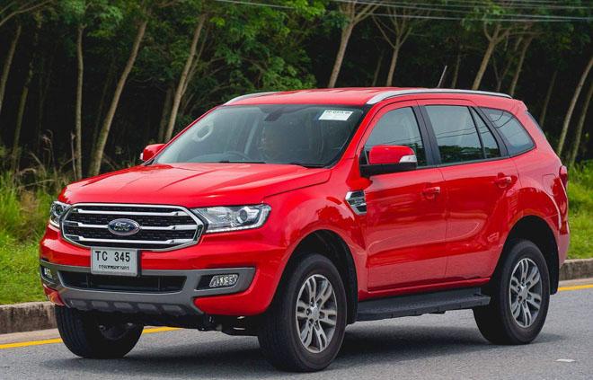 Ford Everest 2018 xuất hiện, sắp về Việt Nam - 1