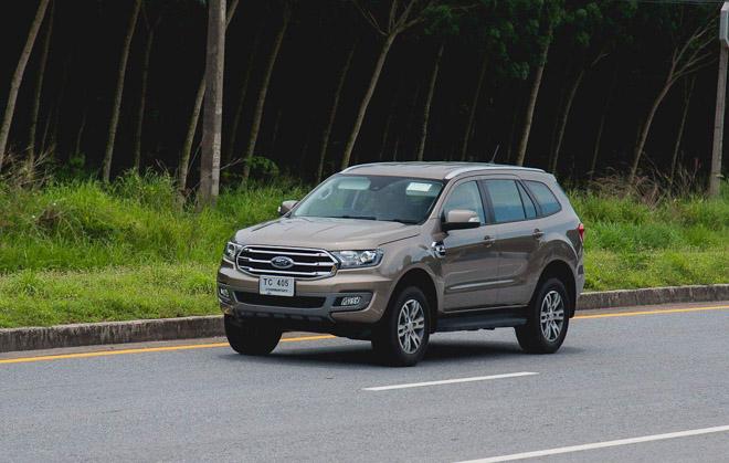 Ford Everest 2018 xuất hiện, sắp về Việt Nam - 2