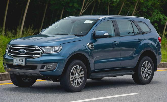 Ford Everest 2018 xuất hiện, sắp về Việt Nam - 4