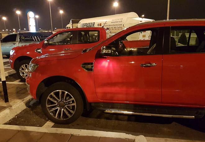 Ford Everest 2018 xuất hiện, sắp về Việt Nam - 7