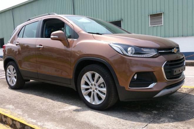 SUV cỡ nhỏ Chevrolet Trax bị khai tử tại Việt Nam? - 3