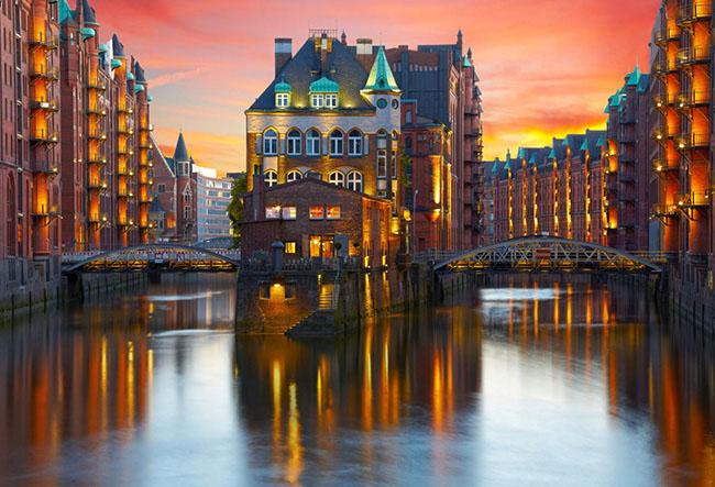 Thả hồn lơ đãng bên những con sông lãng mạn nhất Châu Âu - 4