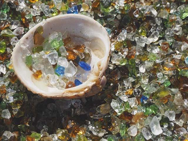 Bãi biển vô danh ở Nhật trở nên nổi tiếng vì sử dụng nguyên liệu tái chế - 8