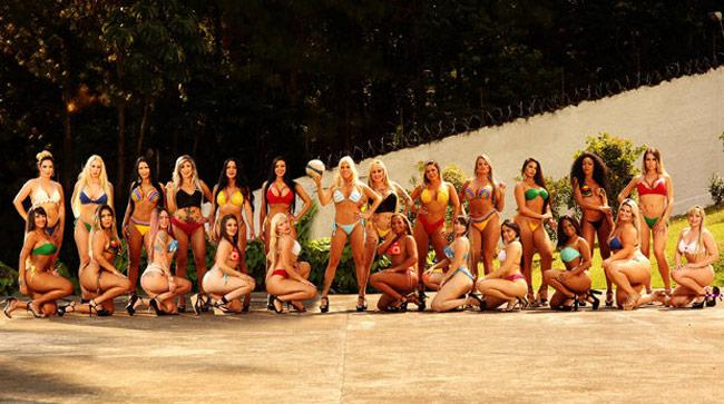 Hoa hậu Siêu vòng 3 Brazil 2018 mới vào guồng đã loạn - 1