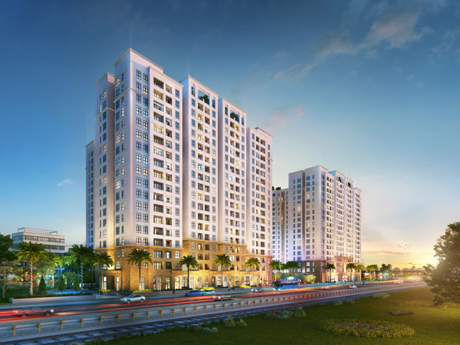 """Lộ diện dự án """"siêu hot"""" trước cơn """"khan hiếm"""" căn hộ tại Long Biên - 1"""