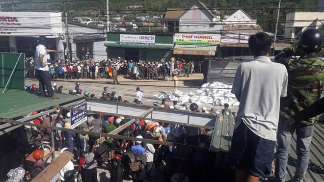 Tai nạn 5 người chết ở Lâm Đồng: Xe tải chạy gần 100km/h - 1